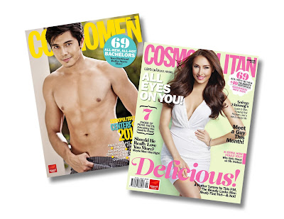 Cosmo 69 Bachelors and Centerfolds 2012