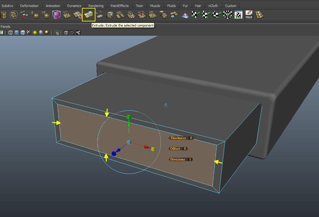 USB Modeling 08
