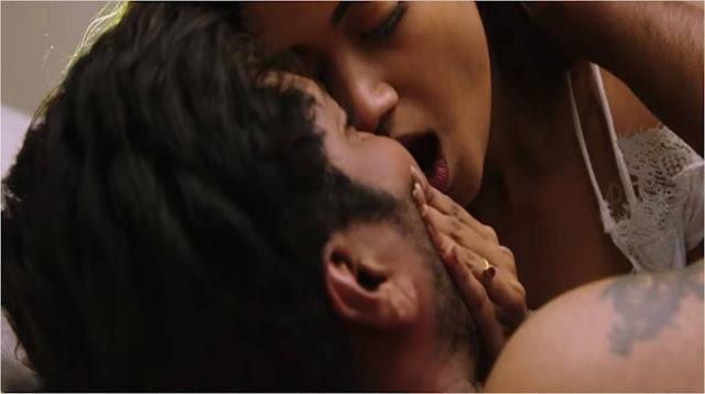 Tamil Movie Party Teaser Sanchita Shetty Hot Kiss Scene Trending In