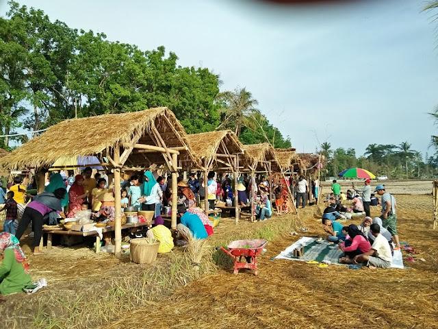 Pasar Inis Tawarkan Makanan Langka Khas Purworejo
