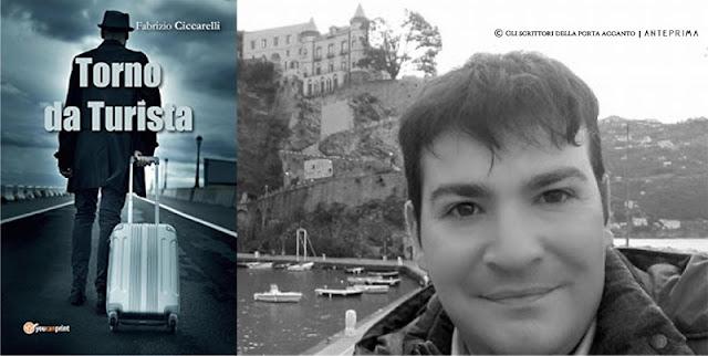 Libri - Fabrizio Ciccarelli presenta Torno da turista - Intervista Gli scrittori della porta accanto