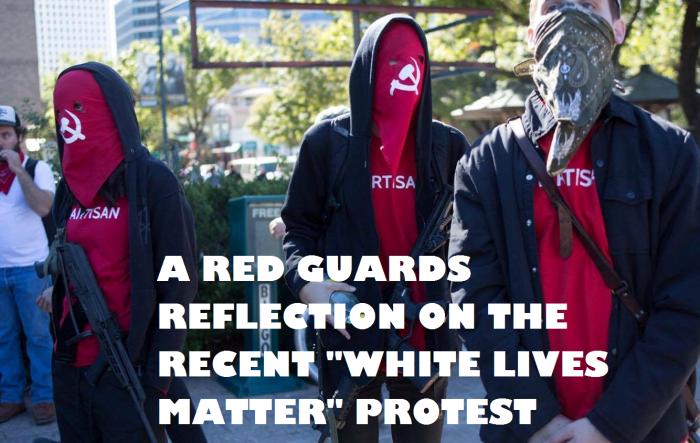Guerra en las calles de EEUU (Antifa vs America)