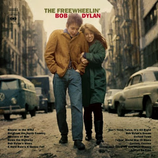 Bob dylan. The Freewheelin