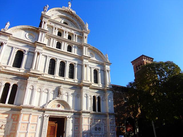 Tragická smrt 100 jeptišek v benátském kostele San Zaccaria, benátky historie, benátky průvodce, kam v benátkách, co zažít v benátkách, benátky památky