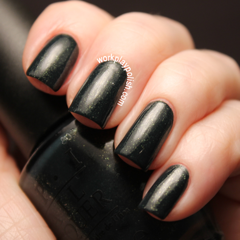 OPI Skyfall Collection: Live and Let Die (work / play / polish)