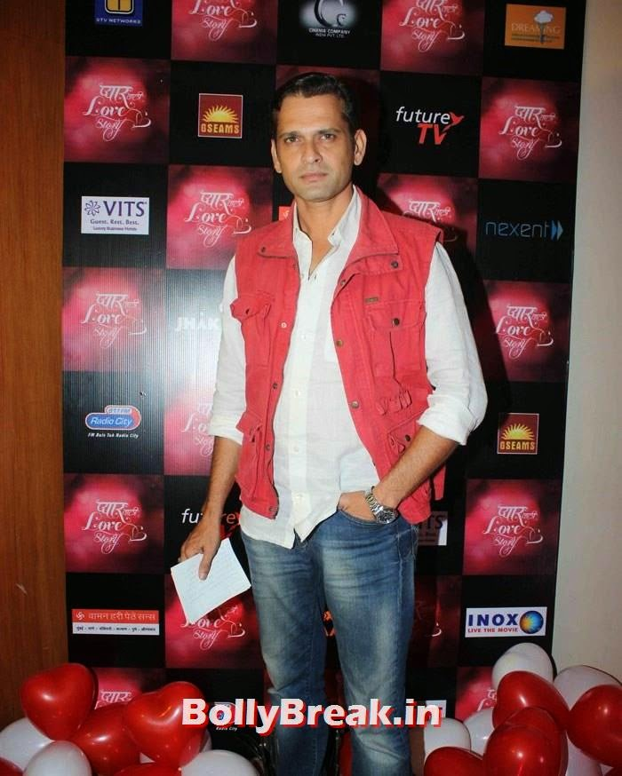 Sameer Dharmadhikari, Celebs at 'Pyaar Wali Love Story' Music Launch