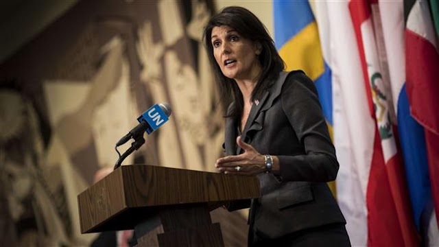 US withholding $255 million in aid to Pakistan: US ambassador to the United Nations Nikki Haley