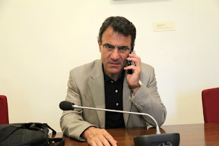 Δριμεία επίθεση στην κυβέρνηση εξαπολύει ο πρώην βουλευτής του ΣΥΡΙΖΑ Κώστας Λαπαβίτσας, για την συμφωνία του Γιούρογκρουπ.
