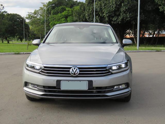 VW Passat 2017 Highline