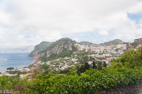 Capri. Sensaciones de Napoles, encanto ciudad decadencia