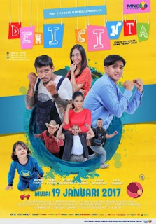 Download Film Demi Cinta 2017 WEB-DL Full Movie