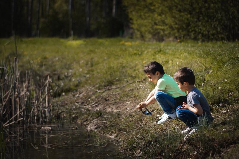 Fruitvalleiwandeling Sint-Truiden met kinderen