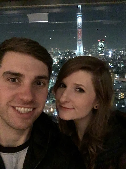 skytree tokyo japan