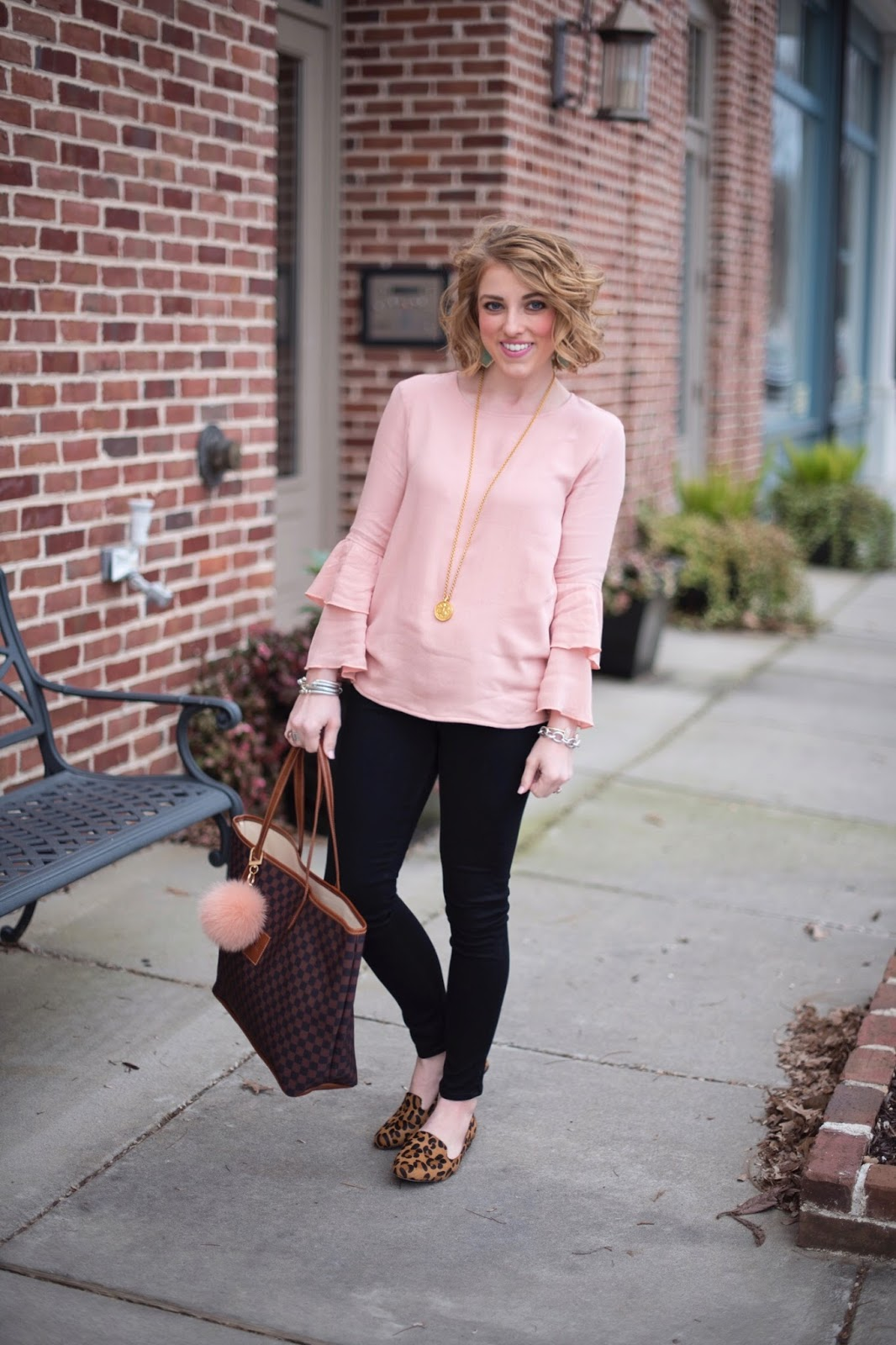 Pink & Ruffles - Something Delightful Blog