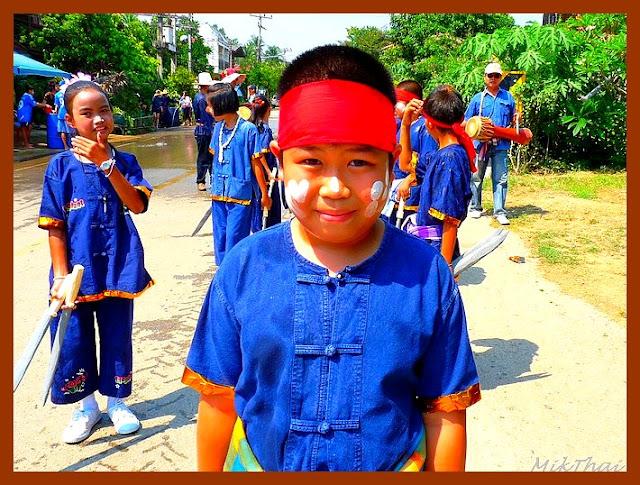 Songkran, Phrae