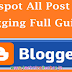 What is blogger and how does it work Explain Hindi - TechnicalTushar.In