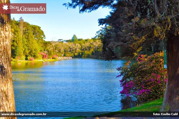 Esta paisagem espera por você em Gramado.