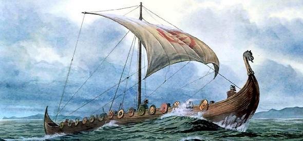 Bangsa Viking, Bajak Laut Penjelajah