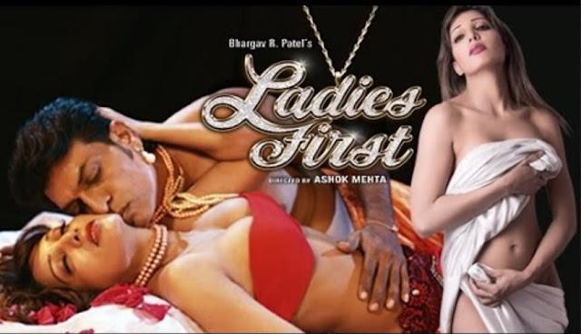 Ladies First (2014) Hindi Hot Movie Full HDRip 720p