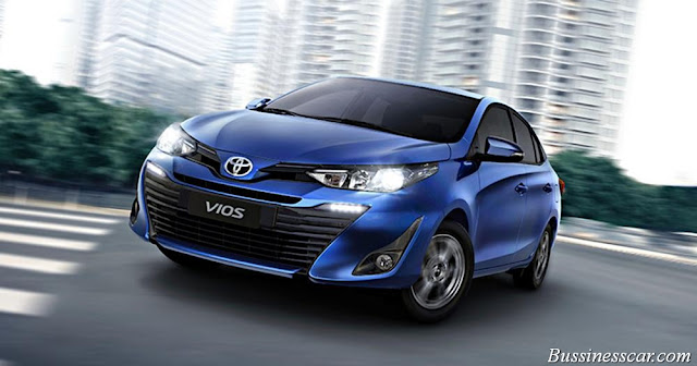 Harga Mobil Toyota New Vios