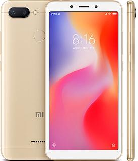 Harga Dan Spesifikasi Xiaomi Redmi 6 [3/4 GB]