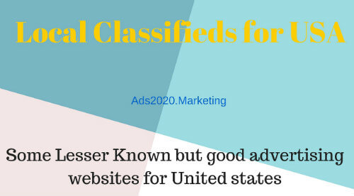 Local Classifieds ads Websites List for United States America Local Places-500x277