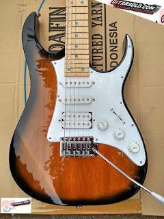 Gitar Ibanez ATP-10 Custom Gitar Berkualitas