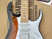 Gitar Ibanez ATP-10 Custom