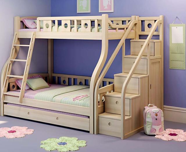 Cửa hàng bán giường ngủ tầng cho bé uy tín chất lượng