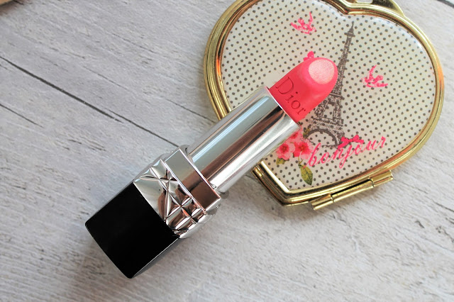 Dior Rouge Dior Double Rouge Lipstick in Miss Crush