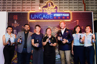 Tiger Uncage Street Food Media Preview at Tiffin Food Court