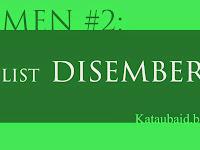 Segmen#2: Bloglist Disember 2014