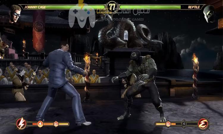 تحميل لعبة مورتال كومبات Mortal Kombat 9 برابط مباشر