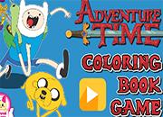 Hora de Aventura Coloring Book