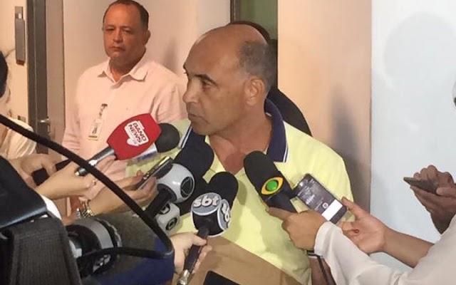 WELLINGTON LUIZ QUER AMPLIAR HORÁRIO DE FUNCIONAMENTO DO METRÔ