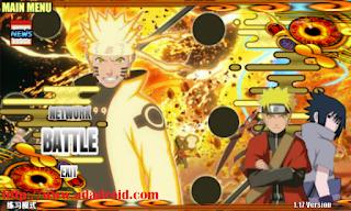 Naruto Senki NSUNS by SandyBagus Apk