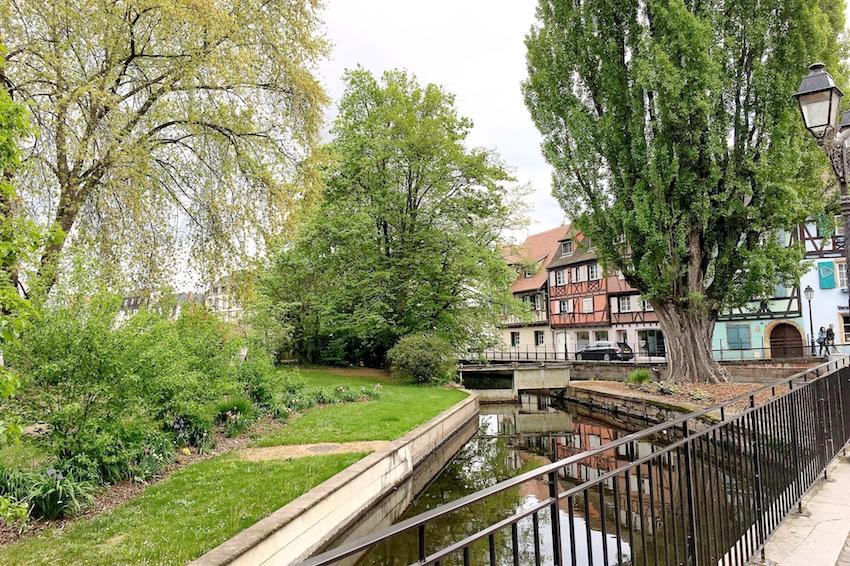 Park Unterlinden Colmar