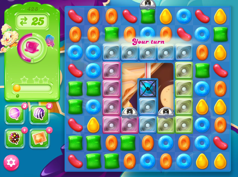 Candy Crush Jelly Saga 428