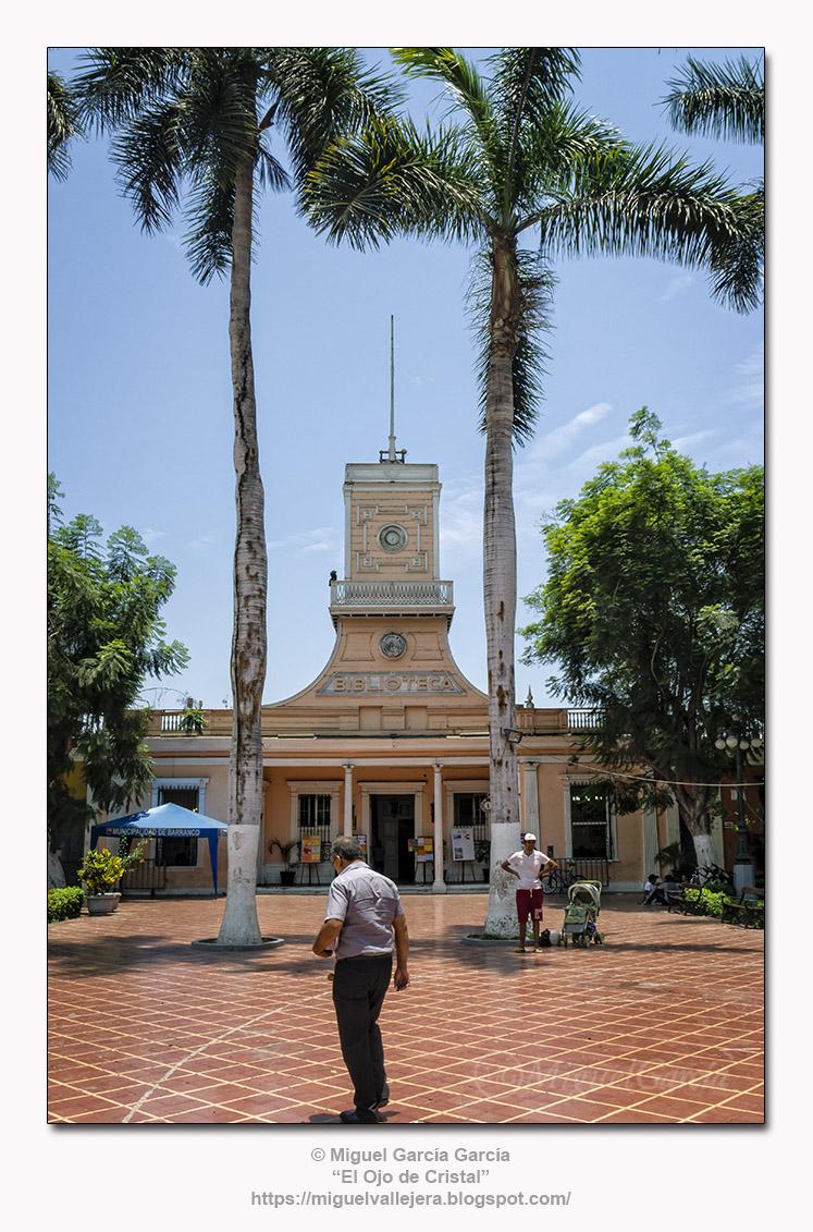 Barranco (Lima).- Biblioteca Municipa
