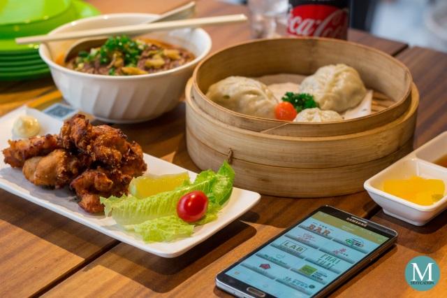 Dockyard Food Hall at Kerry Hotel Hong Kong