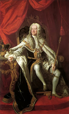 George II by Thomas Hudson