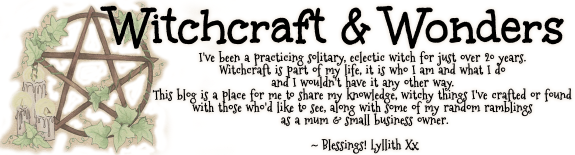 Witchcraft & Wonders