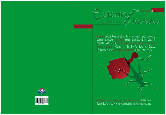 Revista Entorno Literario, nº 1, Ancile