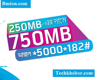 Grameenphone-200%-Bonus-on-250MB
