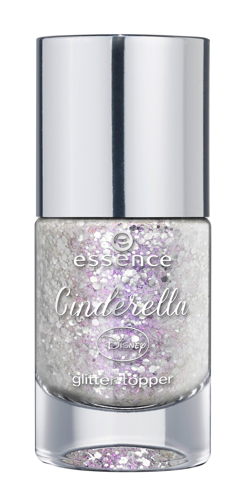 essence cinderella – glitter topper, 01 the glass slipper