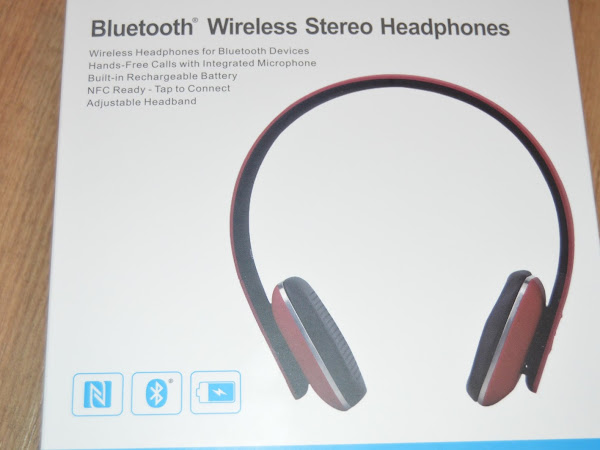 Tech Tuesday - August Bluetooth Wireless Headphones Review