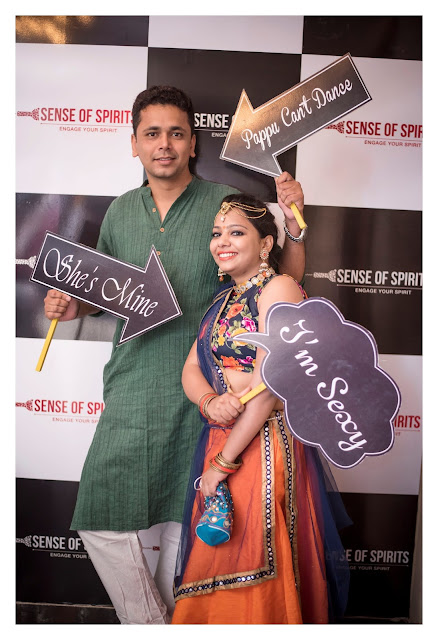 Sense of Spirits Hosted Grand Dandiya Night