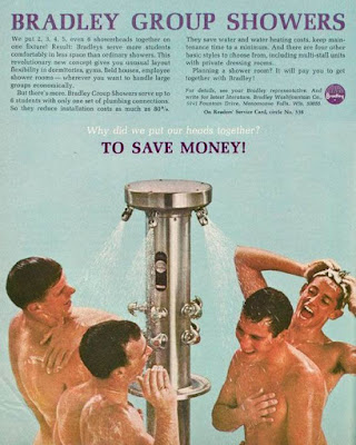 Bradley Group Showers