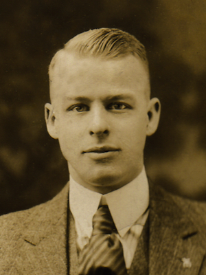 George Lawrence Stone, ca. 1917
