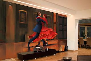 Fine Art Wallpaper For Walls